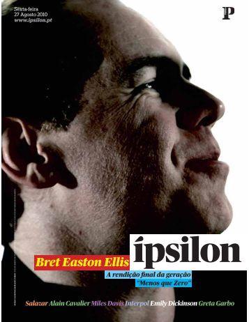 Bret Easton Ellis - Fonoteca Municipal de Lisboa