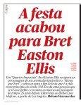 Bret Easton Ellis - Fonoteca Municipal de Lisboa - Page 6