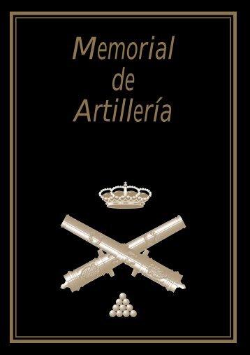 Memorial de Artilleria 159-2. Diciembre 2003 - Portal de Cultura de ...