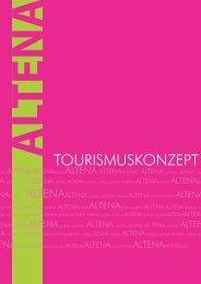 TOURISMUSKONZEPT - Stadt Altena