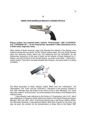 Artículo completo en PDF - Catalogación de armas