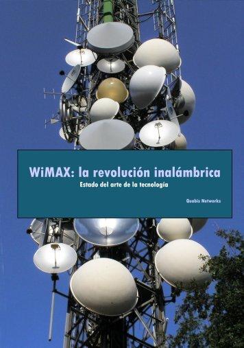 el estado del arte de la tecnología WiMAX - UMTSforum.net