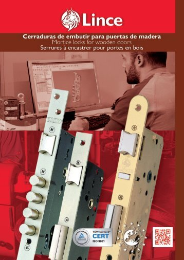 Catálogo Puerta de Madera - Lince