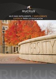 wi-fi más inteligente, y simplemente superior para la educación