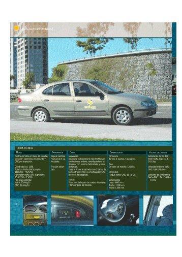 Renault Megane GNC