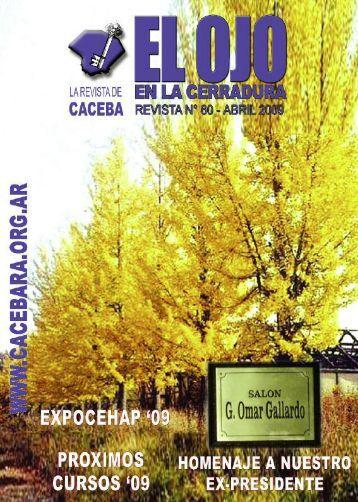revista 60 - CACEBA