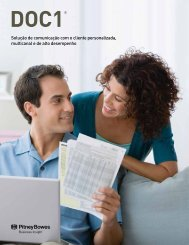 Solução de comunicação com o cliente personalizada, multicanal e ...