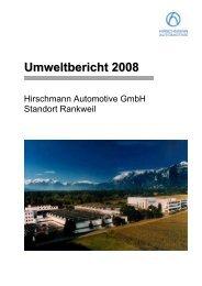 Umweltbericht 2008 V1