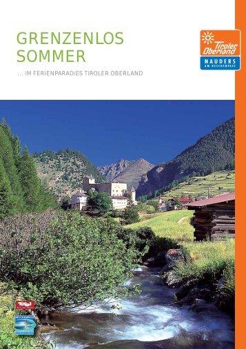 Grenzenlos Sommer (3.6 MB) - Nauders