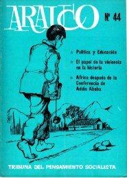 Revista Arauco N° 44 - Salvador Allende