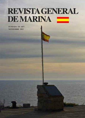 REVISTA GENERAL DE MARINA NOVIEMBRE 2013 - Portal de ...