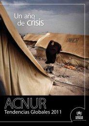 Tendencias Globales 2011 - Acnur
