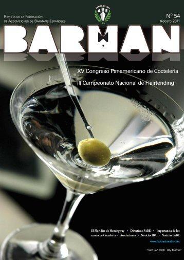 XV Congreso Panamericano de Coctelería - Federación de ...