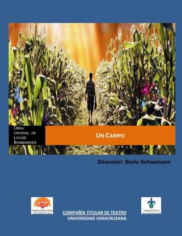 Carpeta promocional completa - Organizacion Teatral