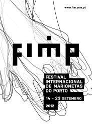 Igor Gandra - Festival Internacional de Marionetas do Porto