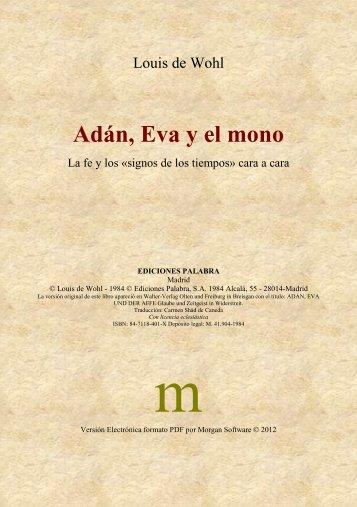 Adán, Eva y el mono - OpenDrive