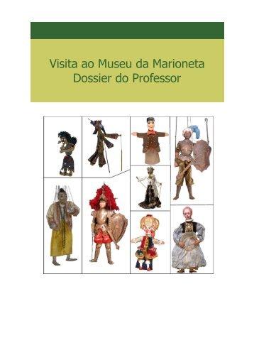 Visita ao Museu da Marioneta Dossier do Professor