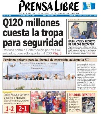 MADRID RESURGE - Prensa Libre