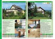 """Willkommen im """"Landhaus am Kunstberg"""" - Altenau"""
