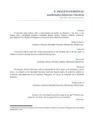 """""""8.Imagens femininas: manifestações históricas e literárias"""". - UniABC"""