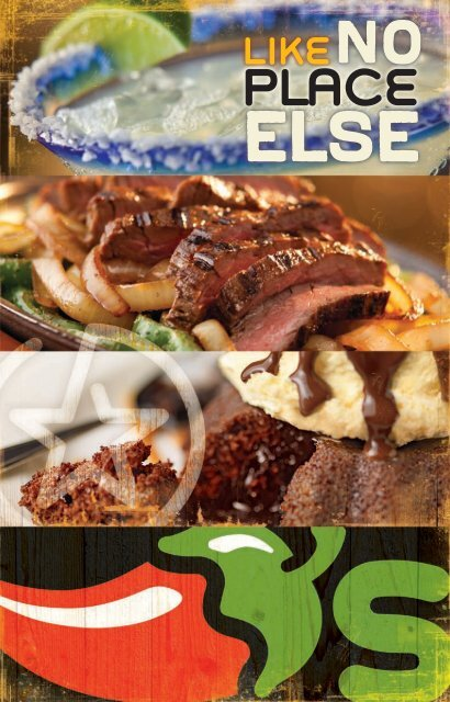picture regarding Printable Chili's Menu named Watch PDF Menu - Chilis Texas Grill