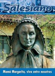Mamá Margarita, viva entre nosotros - Boletín Salesiano
