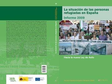 Informe 2009 de CEAR Refugiados - La Revistilla