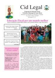 Escola Pedro Kunz mostra - Prefeitura Municipal de Santa Maria