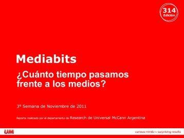 Mediabits - Camara Argentina de Anunciantes