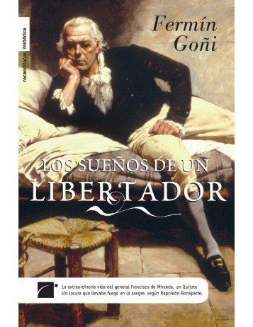 Sueños de un libertador, Los - Pirueta Editorial