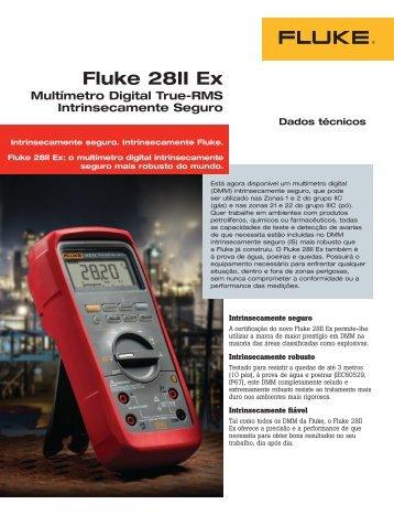 Fluke 28II Ex - Farnell