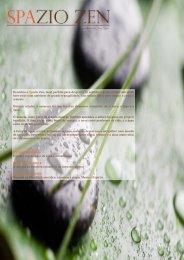 Brochura SPAZIO ZEN