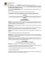 Ley de Ejecución de Sanciones Privativas y Medidas Restrictivas de ...