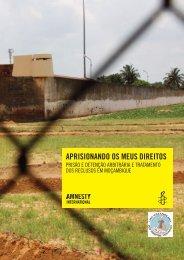 APRISIONANDO OS MEUS DIREITOS - Amnistia Internacional