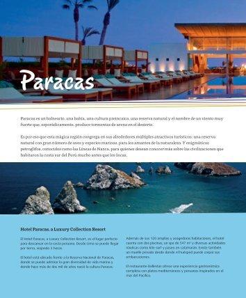 Hotel Paracas, a Luxury Collection Resort - Hoteles Libertador