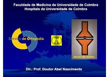 Faculdade de Medicina da Universidade de Coimbra ... - RIHUC
