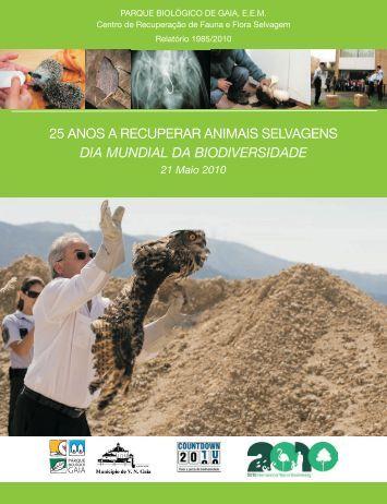 Relatório - Parque Biológico de Gaia