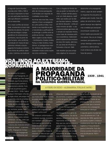 PROPAGANDA - UFJF /Defesa