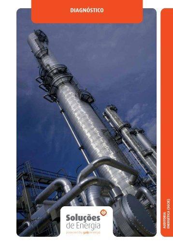 Diagnóstico - Auditoria Energética (SGCIE) - Galp Energia