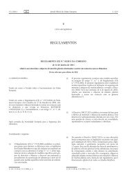 Regulamento (UE) n.o 10/2011 da Comissão, de 14 Janeiro de ...