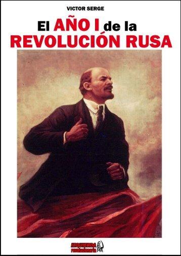 El año I de la revolución rusa.pdf - Marxismo