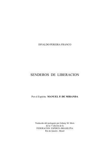 Senderos de Liberacion - Federación Espírita Española