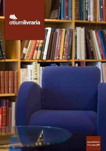 newsletter 11|out|09 - Otium Cum Dignitate