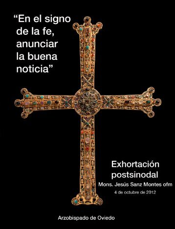 Exhortación postsinodal - Iglesia en Asturias