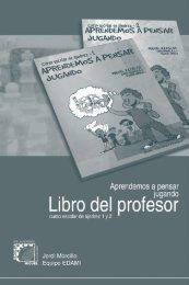 Libro del Monitor de Ajedrez - Escuela de Ajedrez Miguel Illescas