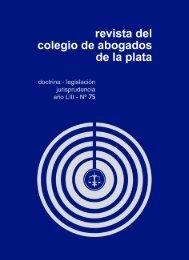 revis075 - Colegio de Abogados de La Plata