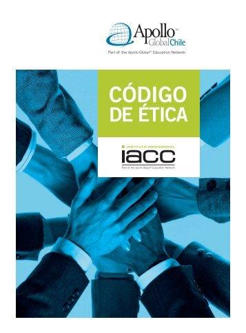 Descargar Código de Etica IACC