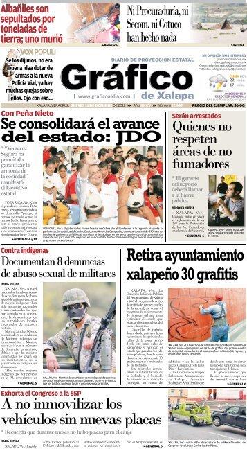 11 - Gráfico de Xalapa