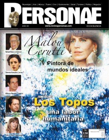 Ximena González Rubio - Revista Personae