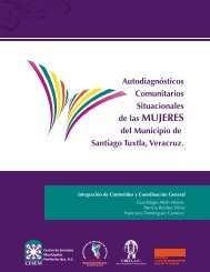 Autodiagnósticos Comunitarios Situacionales de las ... - cesem